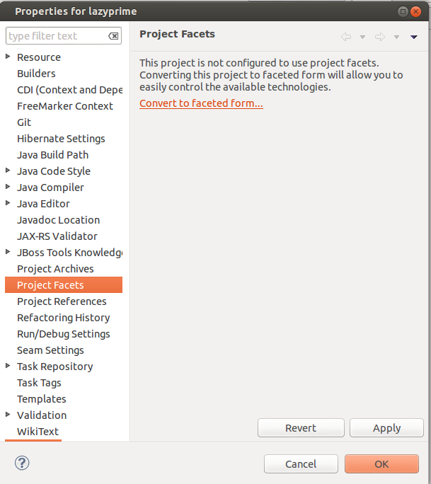 final-projectFacet